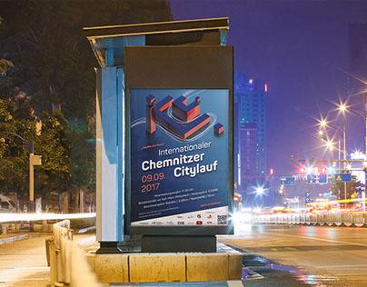 Der Internationale Chemnitzer Citylauf 2017
