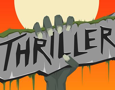 Thriller Sign