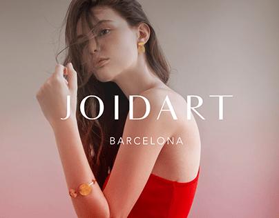 E-commerce redesign — JOIDART