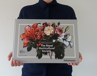 Ticketmaster Pitch For The Royal Horticultural Society