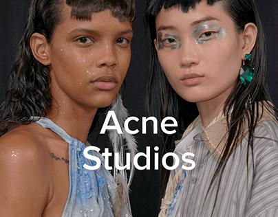 Acne Studios — Online store