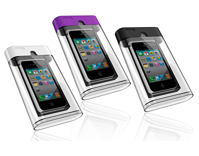 packaging for iPhone4 case
