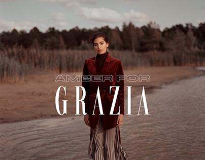 GRAZIA Croatia Print — November 2019