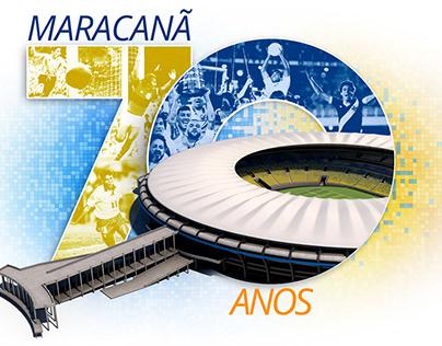 Especial Maracanã 70 anos