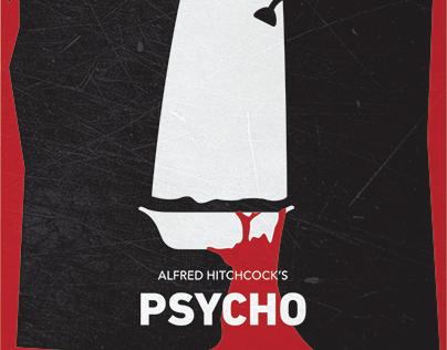 Horror Movie Poster Series