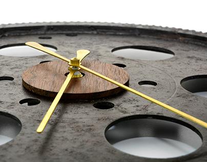 Geared Clock