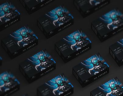 Design LMPMeca3D Packging
