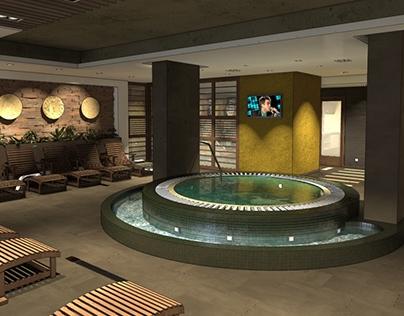 HOTEL BASSIANA expansion / interior design 2013