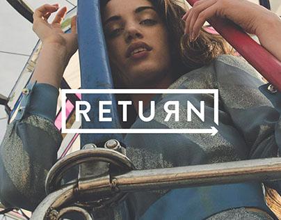 Return | Branding & Website Design