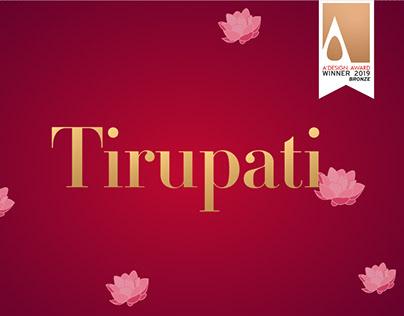 Tirupati - Environmental Graphics