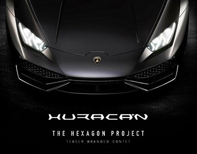 Lamborghini Huracán - Teaser branded content