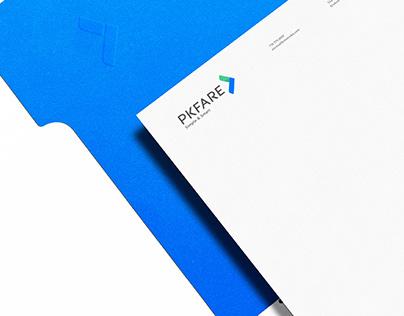 PKFARE Brand Design | PKFARE旅行科技品牌设计