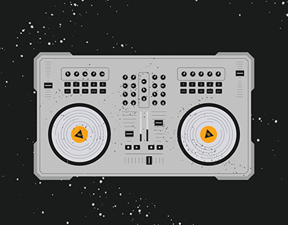 DJ icon pack