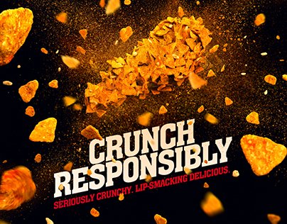 KFC Nacho Crunch Strips