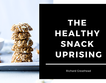 The Healthy Snack Uprising