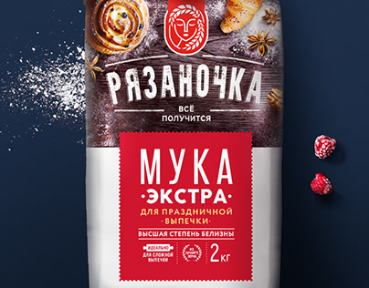 Ryazanochka - for those who bake with soul