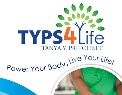 Tanya Pritchett Branding Project (Barrcode Branding)
