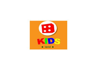 Kidsland Logo Concept