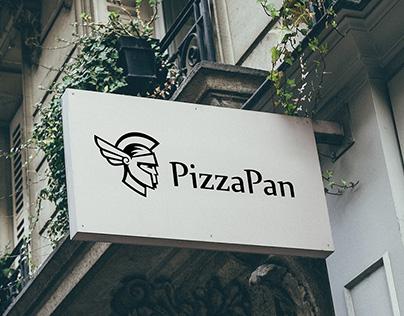 PizzaPan   Logo Design Process & Branding