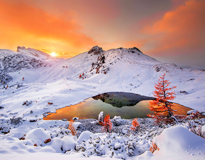 Magical Dolomites