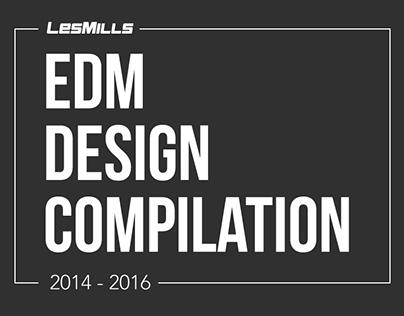 Les Mills Asia Pacific EDM Design