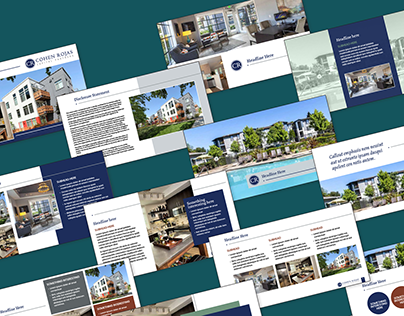 Commercial Real Estate PowerPoint Template