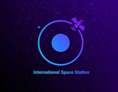 International Space Station (ISS) - Logo Design