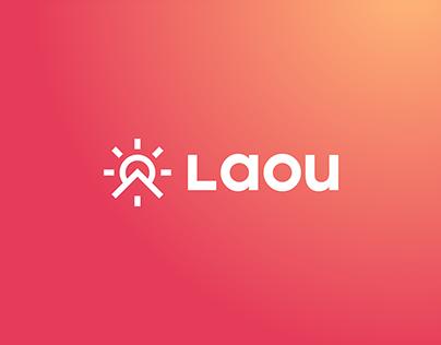 Laou - Branding design