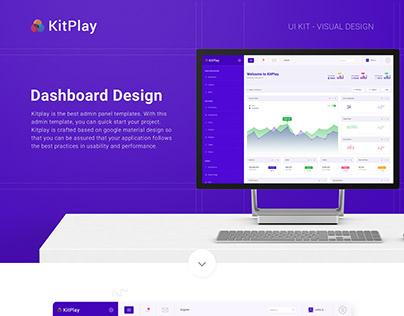 E-commerce Dashboard Template Design on Behance