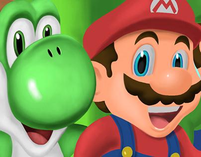 Super Mario Bro