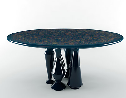 """Find-a-leaf"" Table"