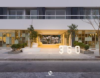 EDIFICIO 360 - FOTOS ÁREAS COMUNES