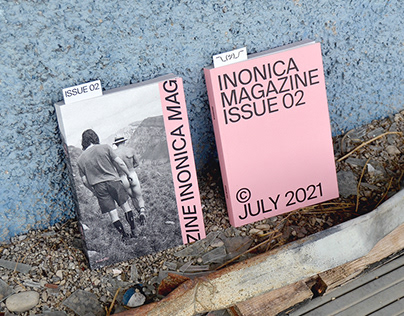 INONICA MAGAZINE - ISSUE 02
