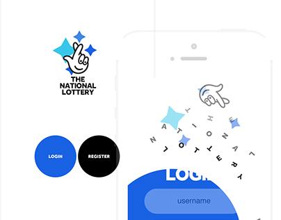 Ballbreaker App - Concept - The National Lottery
