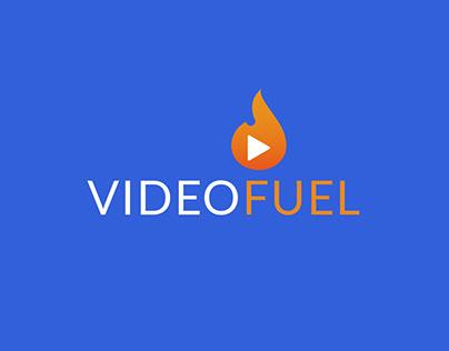 VideoFuel Landing Page + Branding