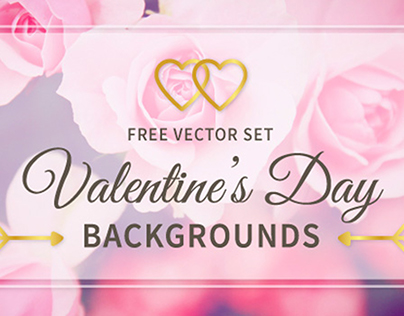 Free Valentine's Day Backgrounds