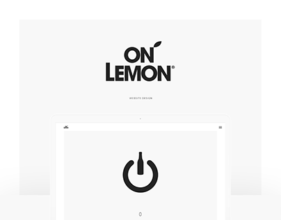 On Lemon – website design