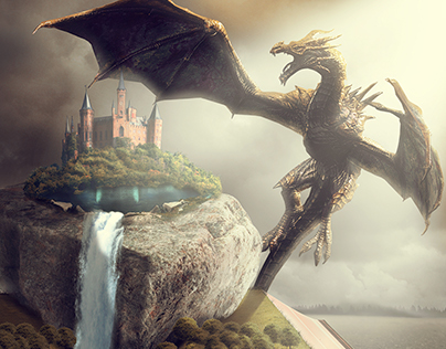 Saint George's Dragon