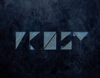 Frost font (Typography)