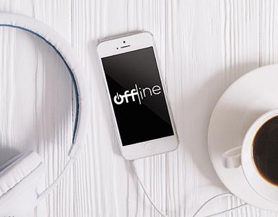 OFFLINE | LOGO DESIGN