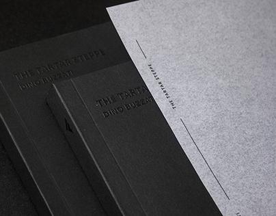 The Tartar Steppe - Transparent book
