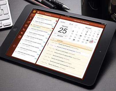 Design App iPad