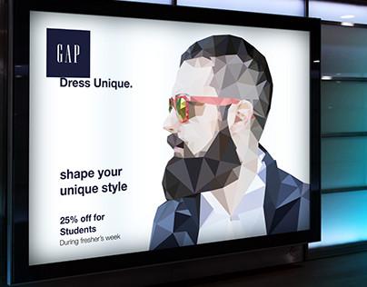 GAP Dress Unique