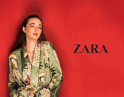Mock Up New Media Campaign - Zara