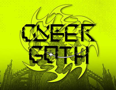 Cybergoth [Free Typeface]