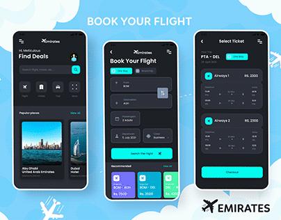 Airline Flight Booking App