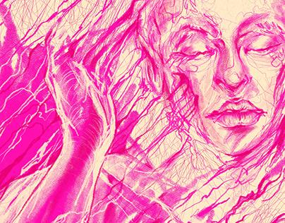 January Illustrations