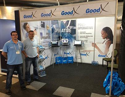 GoodX SASA Exhibition Stand