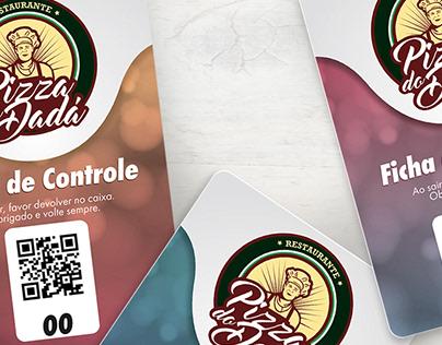 Pizza do Dadá - Comanda - ADict