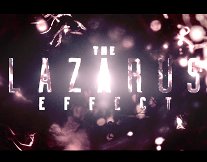 The Lazarus Effect | Opening Titles